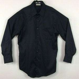 Kenneth Cole Non Iron Two Ply Classic Shirt 16.5